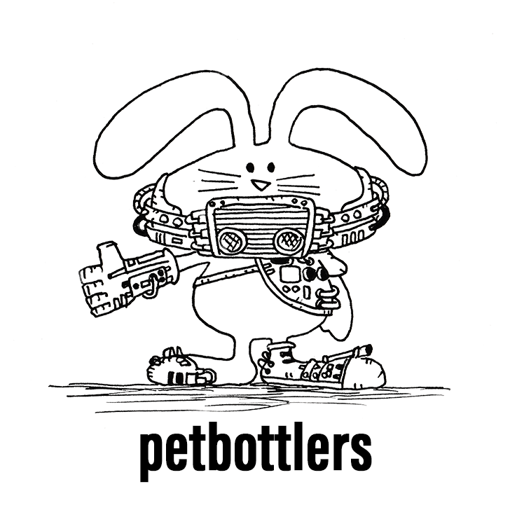 petbottlers イラストレーターコウシュウマサル