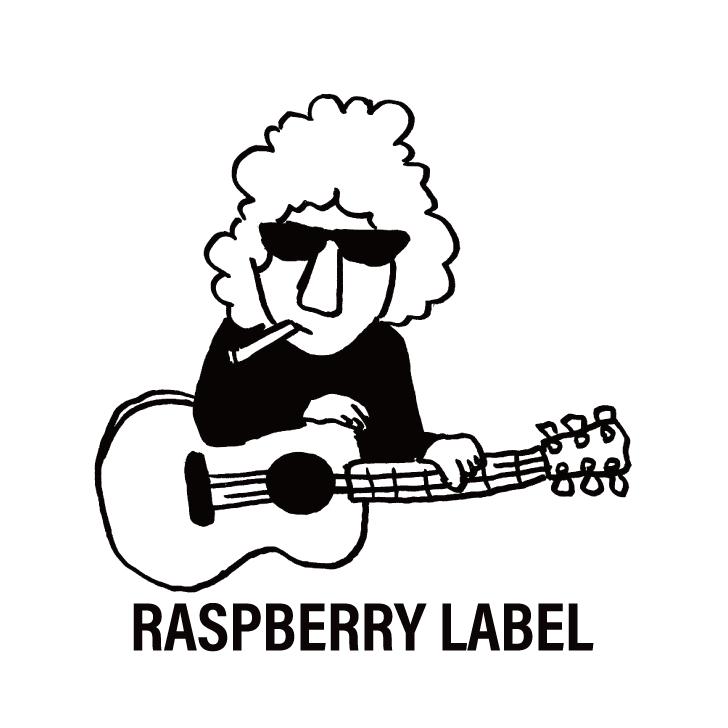 ラズベリーレーベル raspberry label