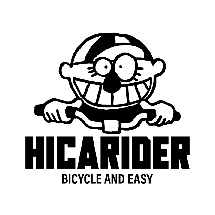 ハイカライダー hicarider