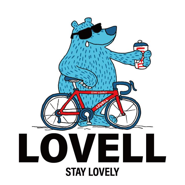 lovell イラストレーターコウシュウマサル