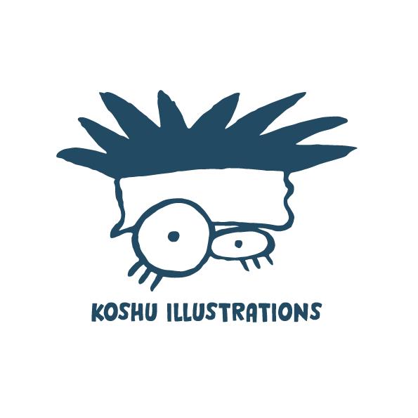 KOSHU ILLUSTRATIONS